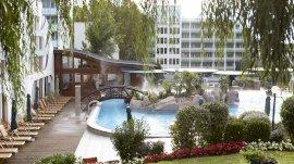 NaturMed Hotel Carbona szállás Hévíz