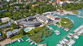 Hotel Silverine Lake Resort szállás Balatonfüred
