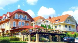 Főnix Club Hotel & Wellness Hévíz szálláshelyek Hévízen