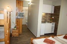 Stúdió apartman 3 fő részére