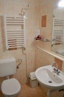 Standard szoba - fürdő