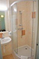 Standard szoba zuhanyzó