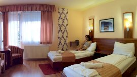 Wolf Hotel - szoba